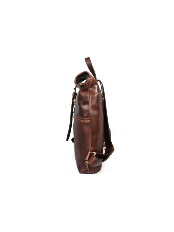 Toulon Leather Backpack