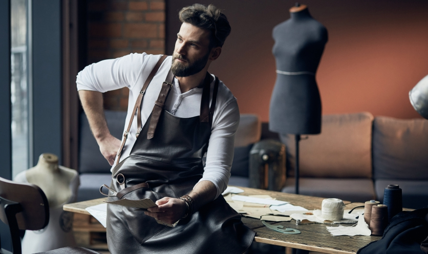 What To Look For When Buying A Leather Apron