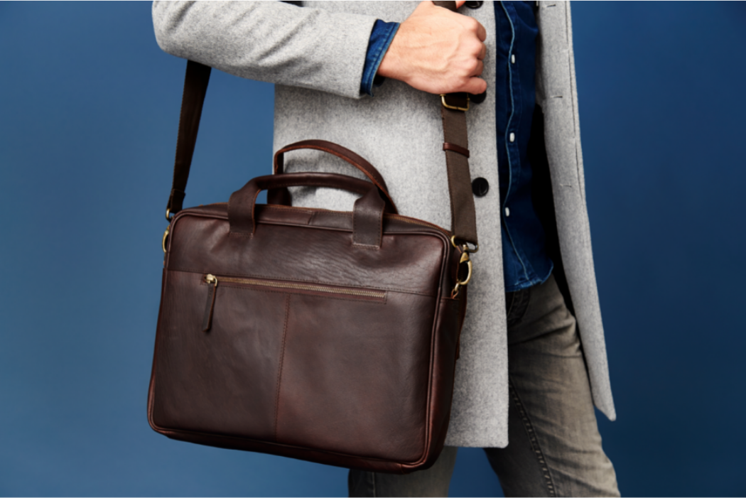 Most Popular Leather Laptop Bags For Office