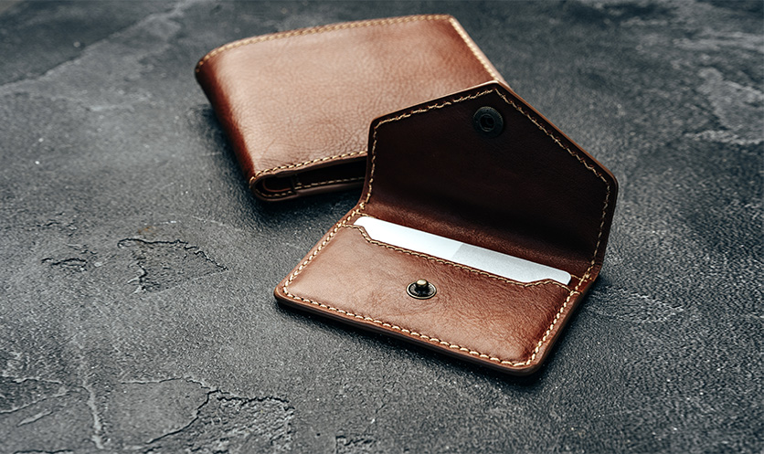 Complete Guide To Leather Vs. Card Holder