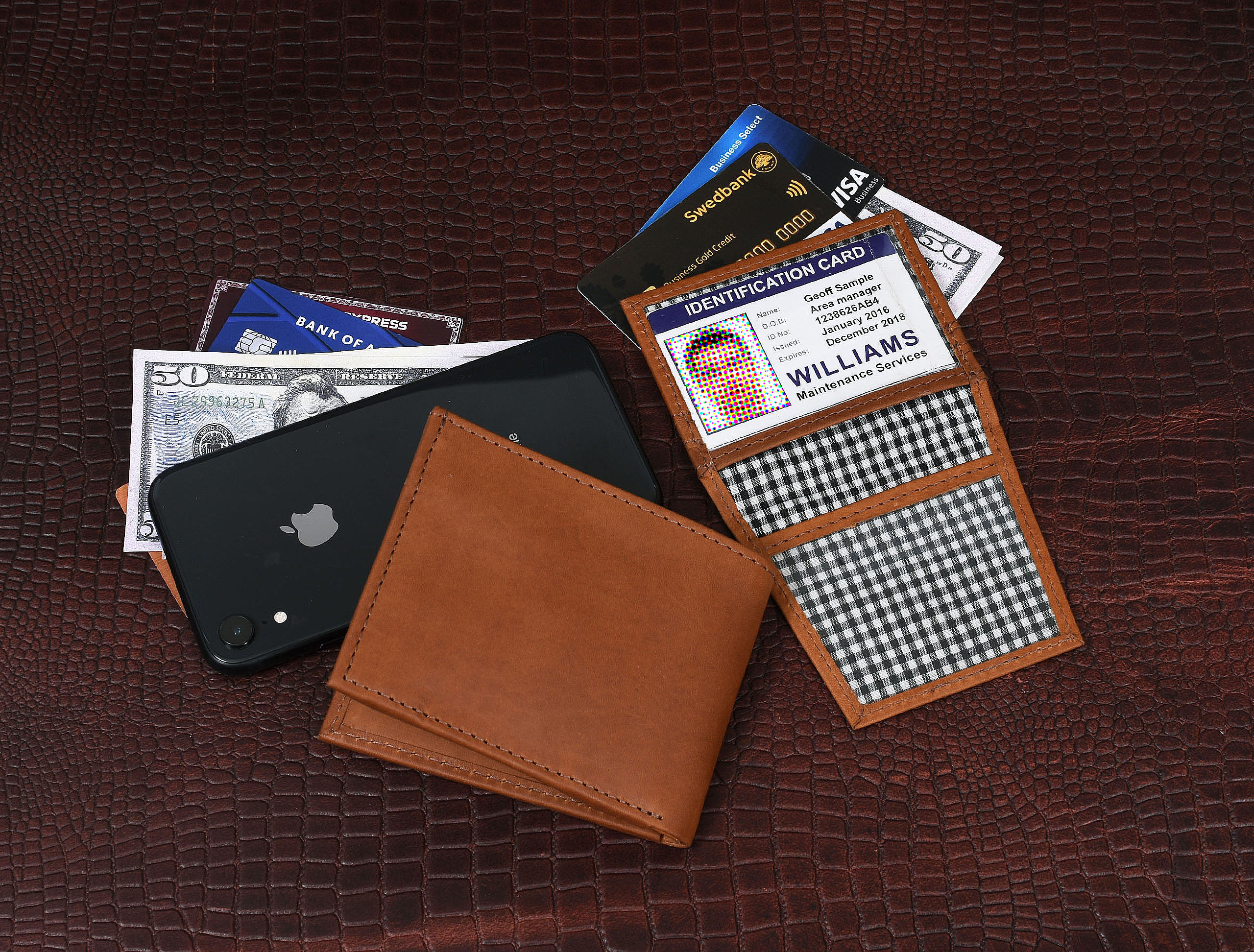 Shop Online Perfectly Handcrafted Leather Wallet