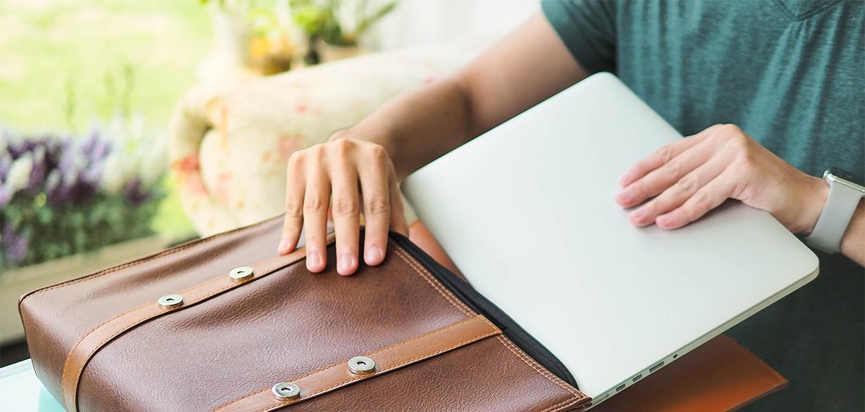 Best Unisex Leather Laptop Bags