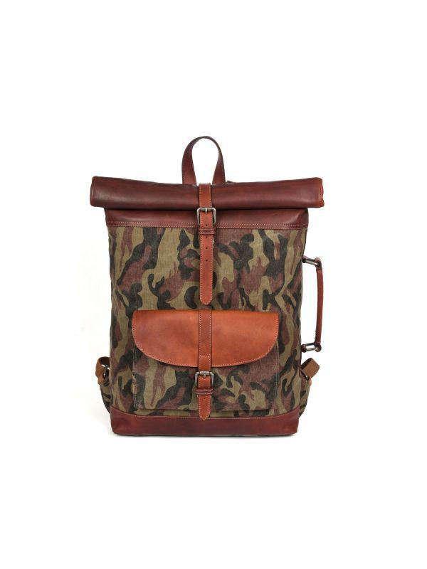 Fargo Camouflage Backpack